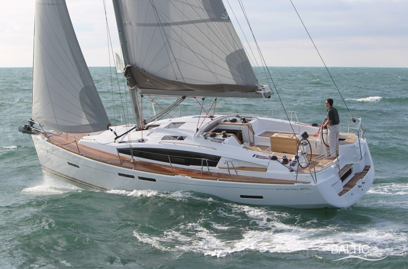 Sun Odyssey 41DS New